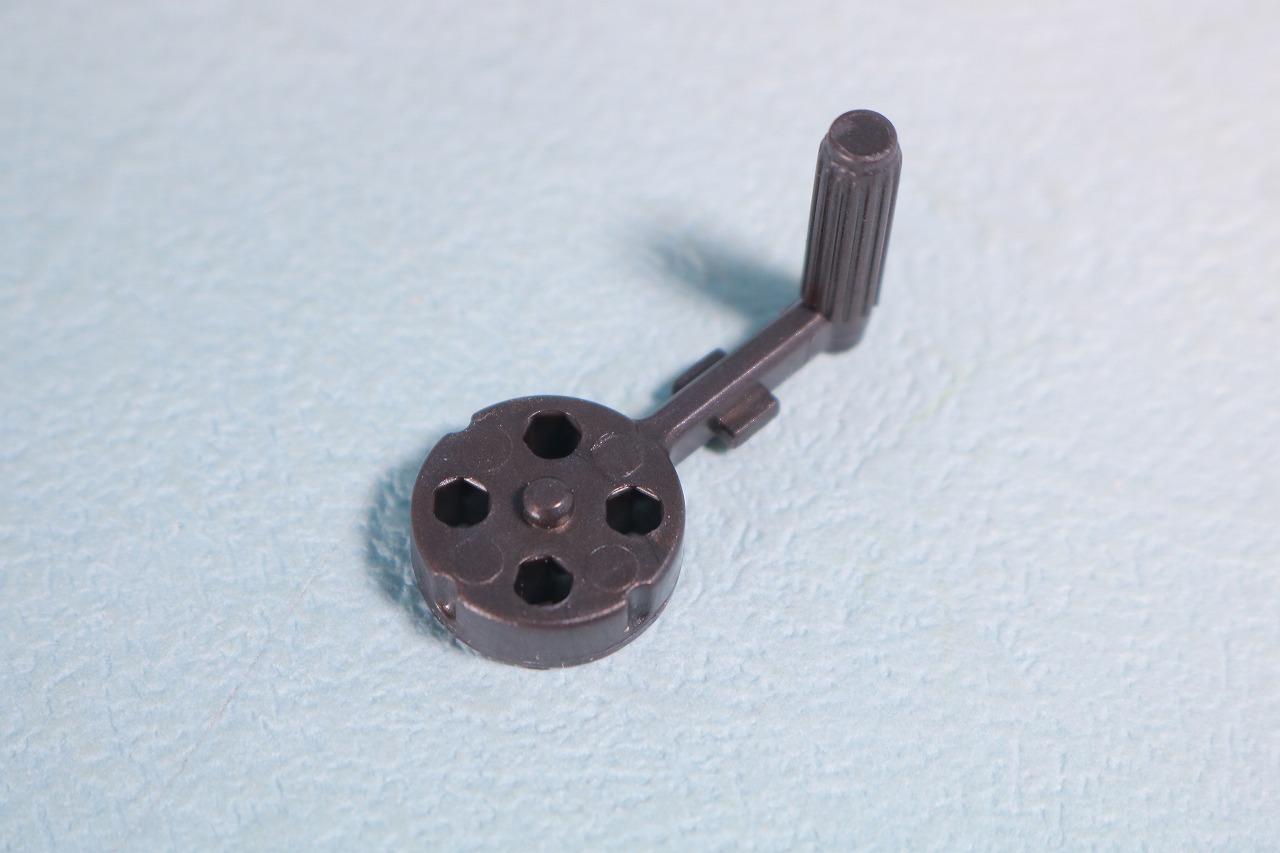 マスターピース MP-48 ライオコンボイ レビュー 付属品 ホルダーパーツ