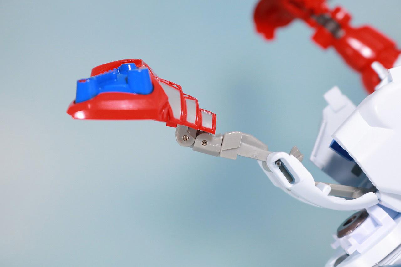 マスターピース MP-48 ライオコンボイ レビュー ビーストモード ロボットモード 変形 解説