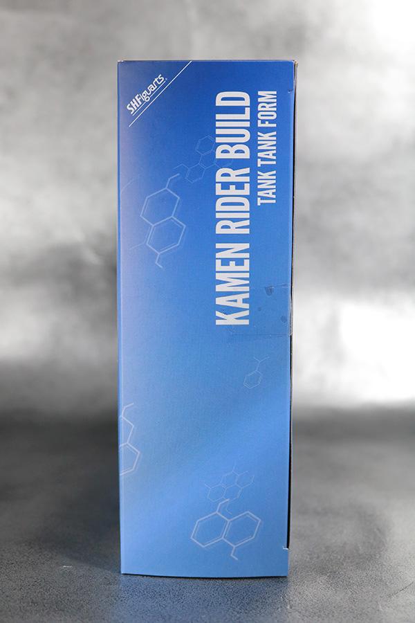 S.H.フィギュアーツ 仮面ライダービルド タンクタンクフォーム レビュー パッケージ