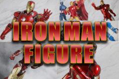 アイアンマンのフィギュア4選+4!ダイキャスト製やLED発光も!【レビューあり】