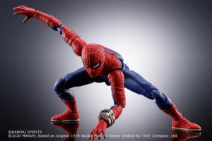 S.H.フィギュアーツ新作!東映版スパイダーマンが2020年8月に発売決定!
