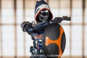 S.H.フィギュアーツ新作!タスクマスターが2020年6月発売!弓や盾、剣などが付属!