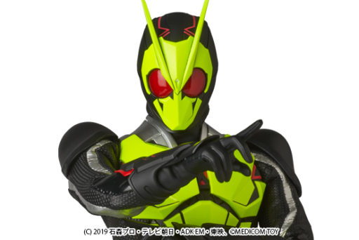 RAH新作!仮面ライダーゼロワン ライジングホッパーが2021年2月に発売!