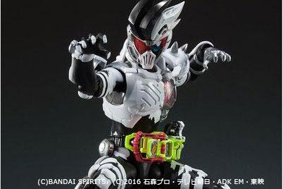 【予約開始】S.H.フィギュアーツ新作!仮面ライダーゲンム ゾンビアクションゲーマーレベルX-0が2020年9月に登場!