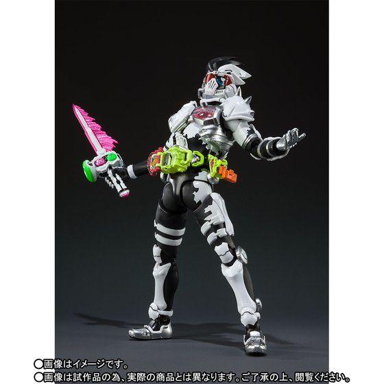 S.H.フィギュアーツ 仮面ライダーゲンム ゾンビアクションゲーマー レベルX-0