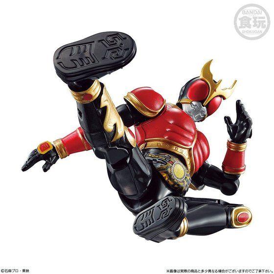 SO-DO CHRONICLE 仮面ライダークウガ -金色の力- ライジングマイティ