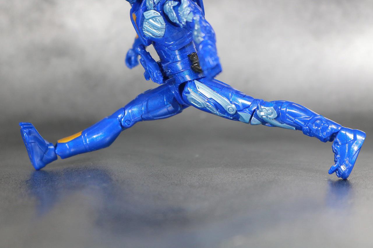 RKF RIDER KICK'S FIGURE 仮面ライダーランペイジバルカン レビュー 可動範囲