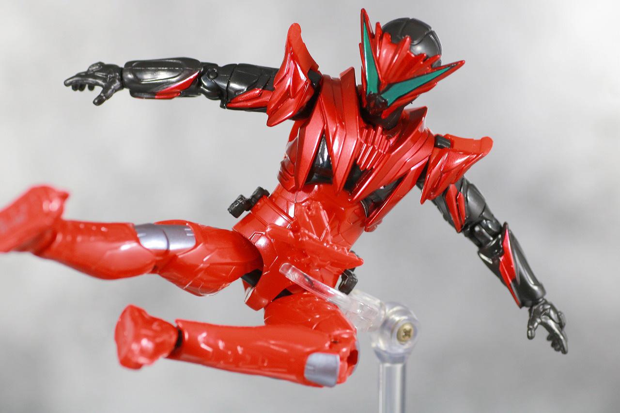 RKF RIDER KICK'S FIGURE 仮面ライダー迅 バーニングファルコン レビュー アクション