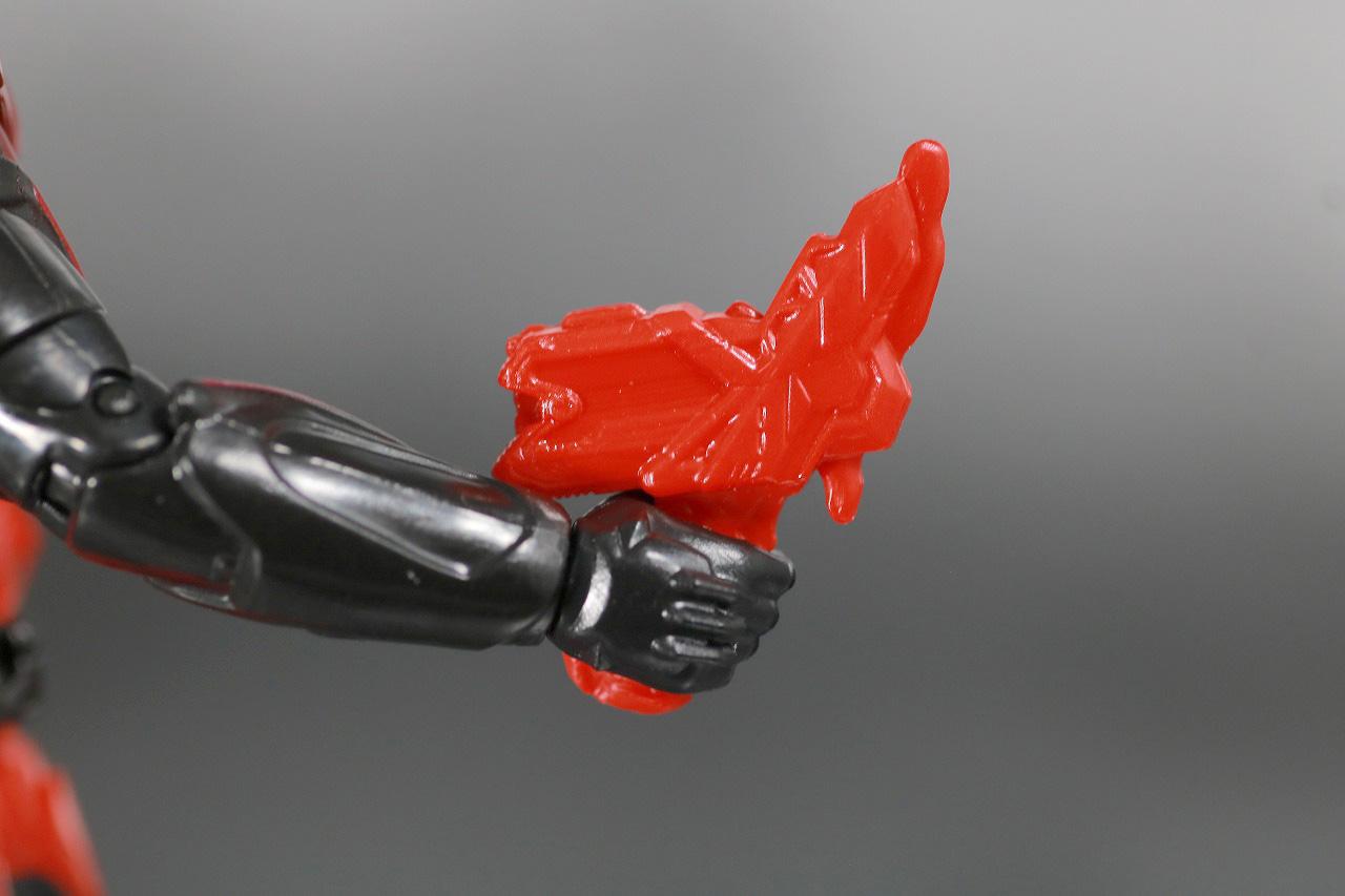 RKF RIDER KICK'S FIGURE 仮面ライダー迅 バーニングファルコン レビュー 付属品 ザイアスラッシュライザー