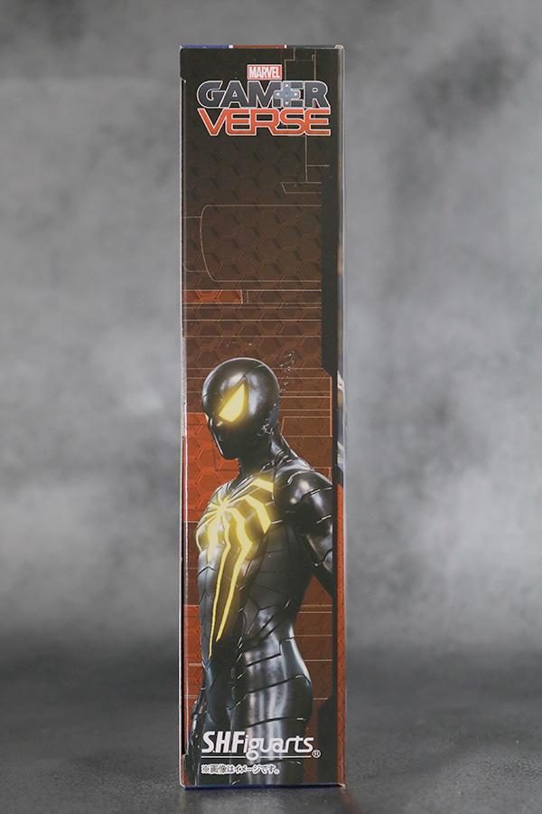 S.H.フィギュアーツ スパイダーマン アンチオック・スーツ レビュー パッケージ