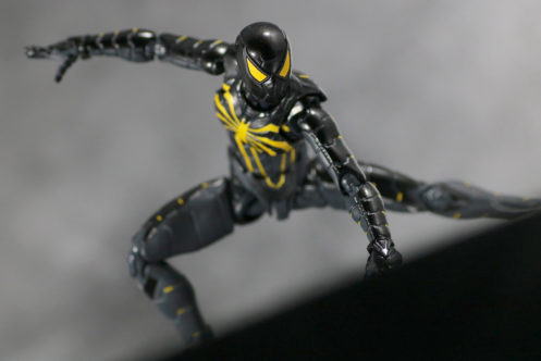 S.H.フィギュアーツ スパイダーマン アンチオック・スーツ レビュー