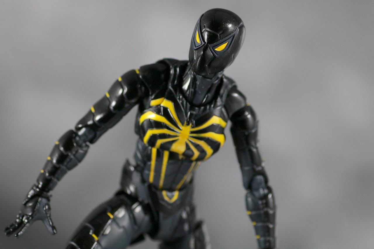 S.H.フィギュアーツ スパイダーマン アンチオック・スーツ レビュー アクション