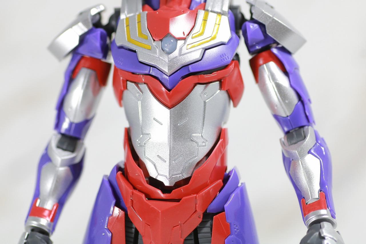 Figure-rise Standard ULTRAMAN SUIT TIGA ウルトラマンティガ レビュー 全身