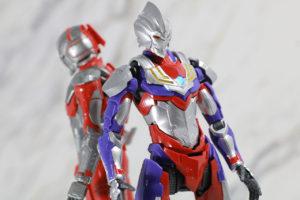 Figure-rise Standard ULTRAMAN SUIT TIGA(ウルトラマンティガ) レビュー