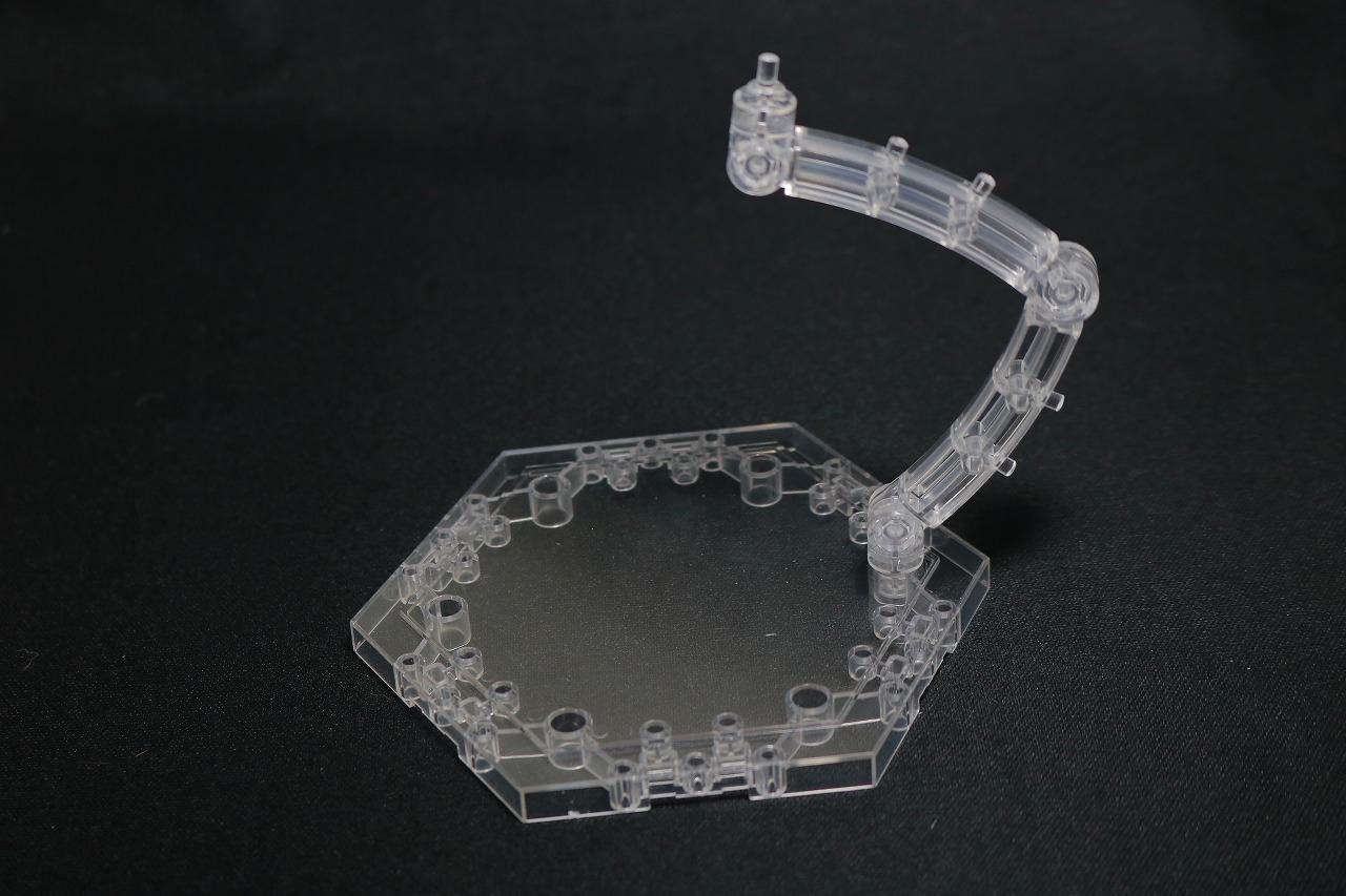 Figure-rise Standard ULTRAMAN SUIT TIGA ウルトラマンティガ レビュー 付属品 台座
