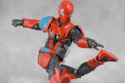 マーベルレジェンド スパイダー・アーマー MK III レビュー