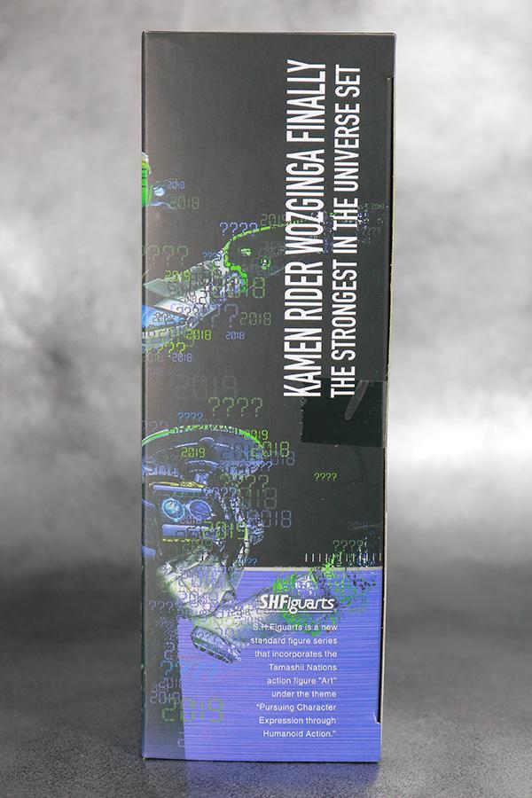 S.H.フィギュアーツ 仮面ライダーウォズギンガ ファイナリー 宇宙最強セット レビュー パッケージ
