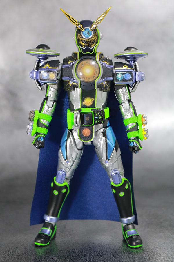 S.H.フィギュアーツ 仮面ライダーウォズギンガ ファイナリー 宇宙最強セット レビュー 全身