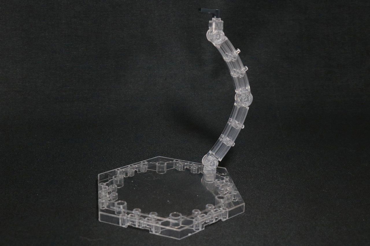 Figure-rise Standard 仮面ライダークウガ マイティフォーム レビュー 付属品 台座