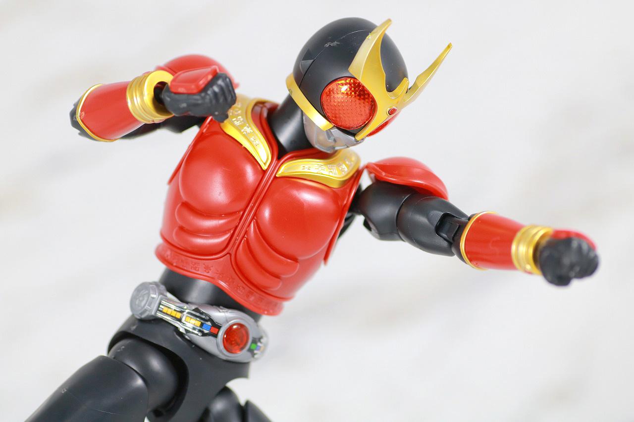 Figure-rise Standard 仮面ライダークウガ マイティフォーム レビュー アクション
