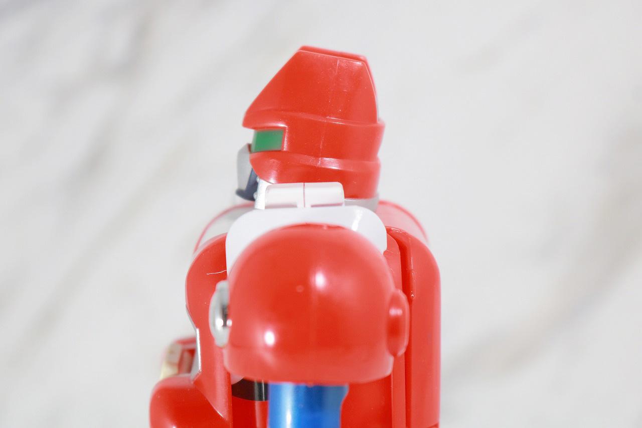 ジシャックチェンジシリーズ01 ロボタック レビュー 可動範囲 スペシャルモード