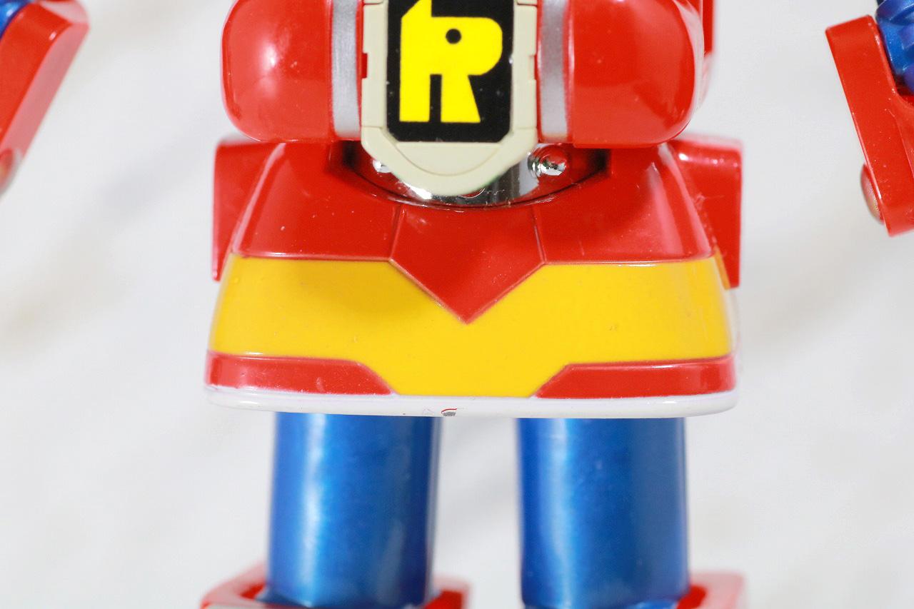 ジシャックチェンジシリーズ01 ロボタック レビュー 全身 スペシャルモード