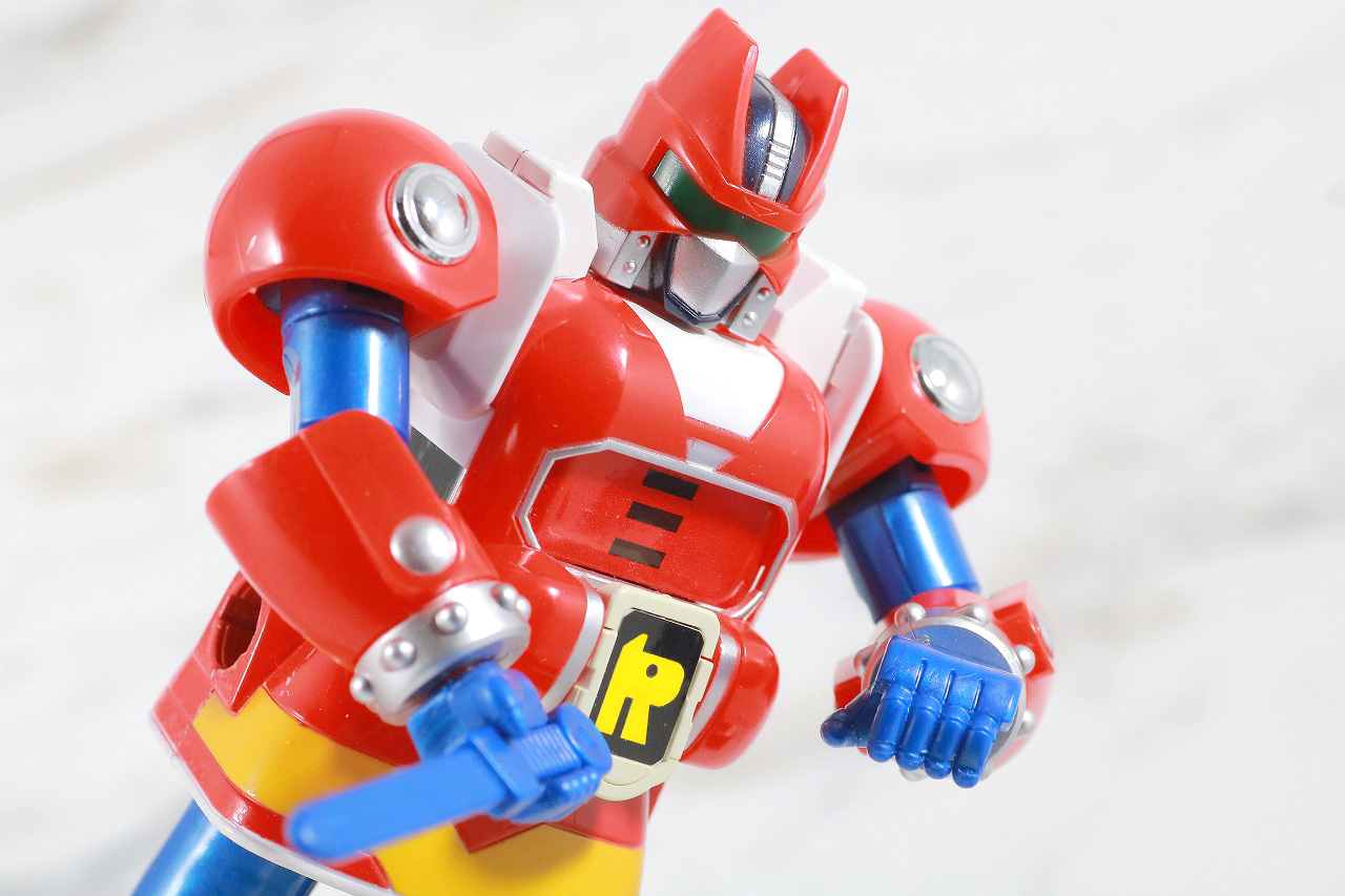 ジシャックチェンジシリーズ01 ロボタック レビュー アクション スペシャルモード
