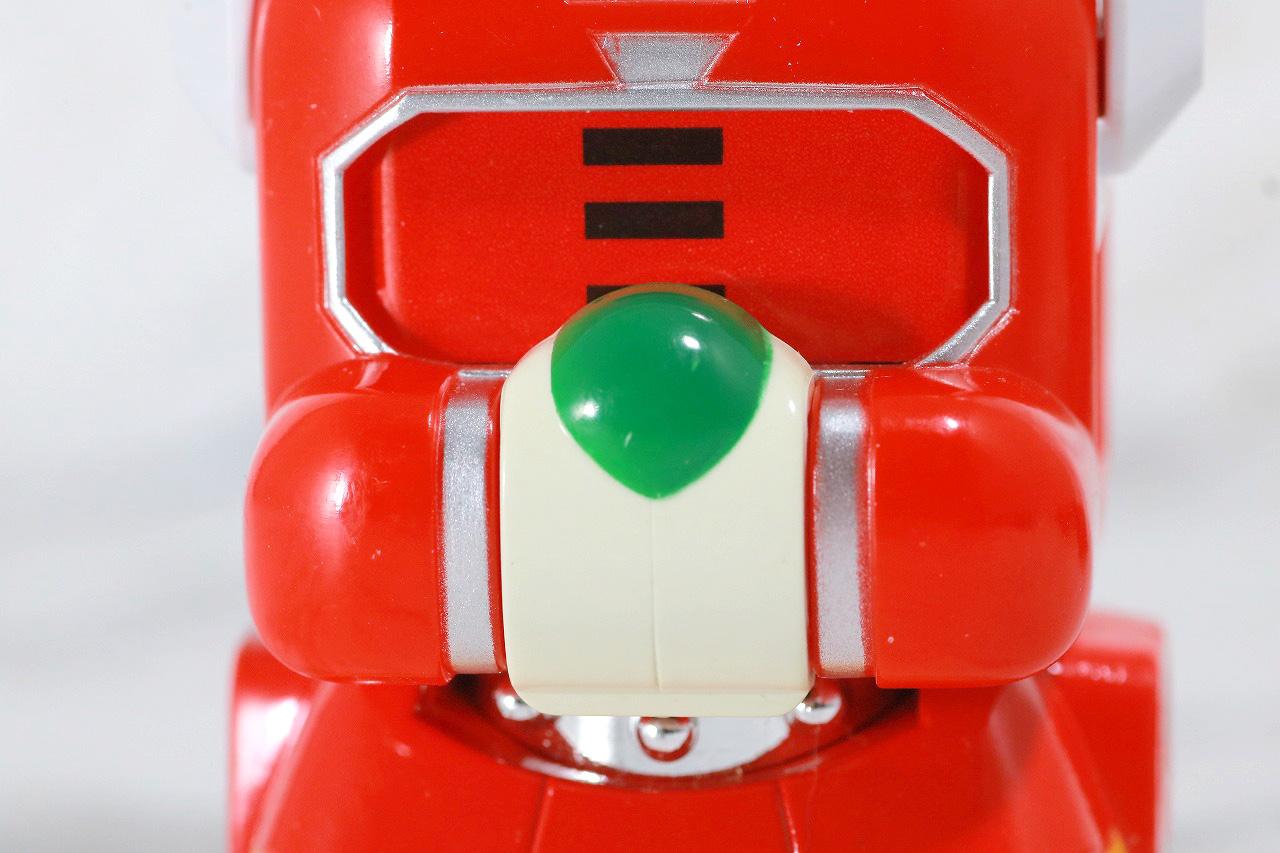 ジシャックチェンジシリーズ01 ロボタック レビュー 変形ギミック
