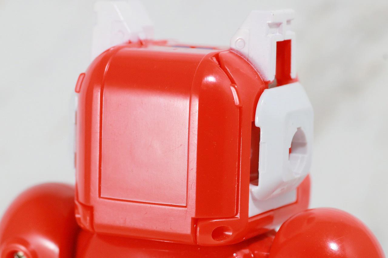 ジシャックチェンジシリーズ01 ロボタック レビュー 全身 ノーマルモード