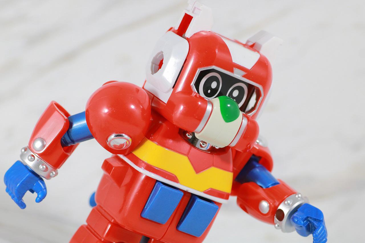 ジシャックチェンジシリーズ01 ロボタック レビュー アクション ノーマルモード