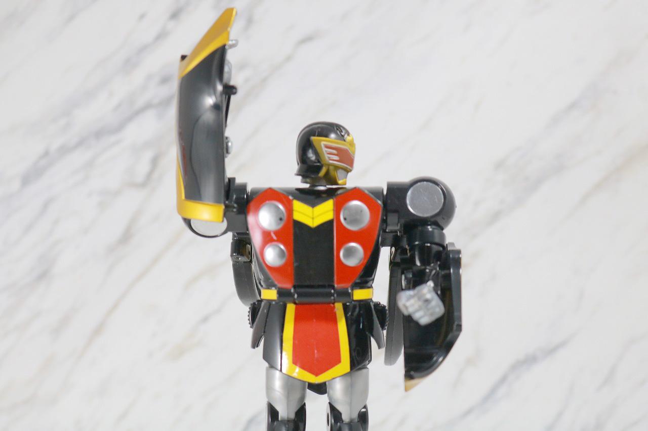 ジシャックチェンジシリーズ ダークロー レビュー 可動域 スペシャルモード