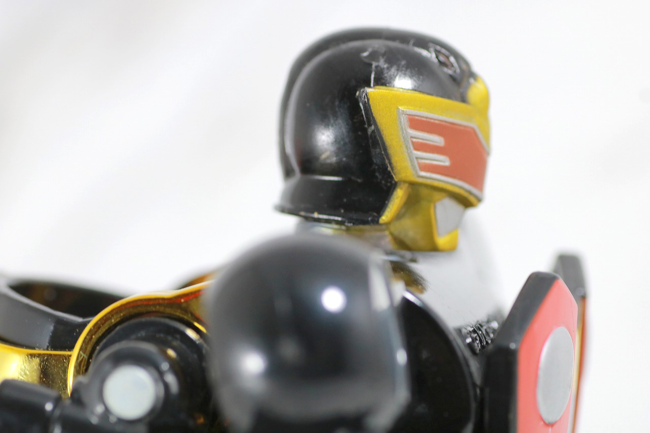 ジシャックチェンジシリーズ ダークロー レビュー 全身 スペシャルモード