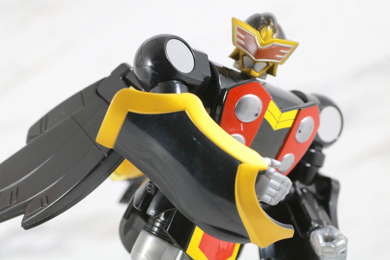 ジシャックチェンジシリーズ ダークロー レビュー