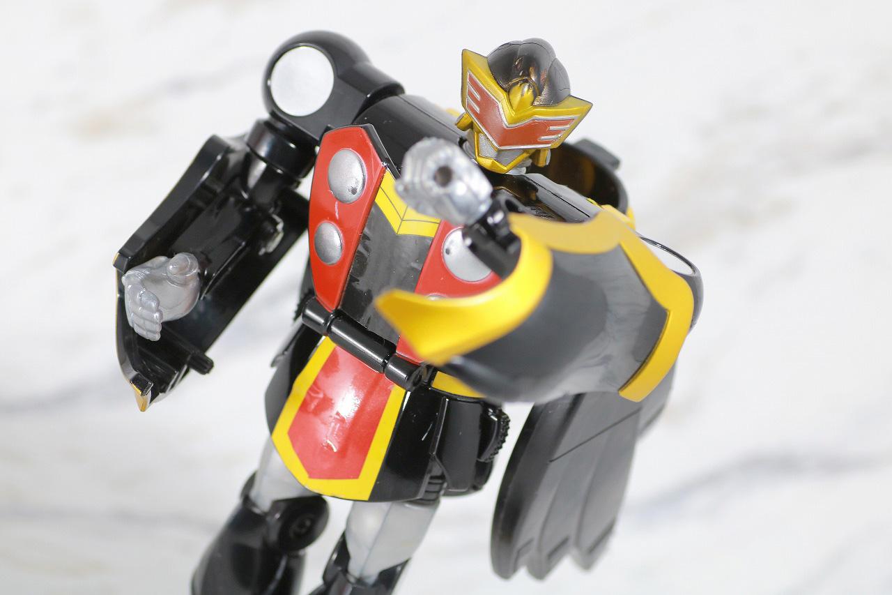 ジシャックチェンジシリーズ ダークロー レビュー アクション スペシャルモード