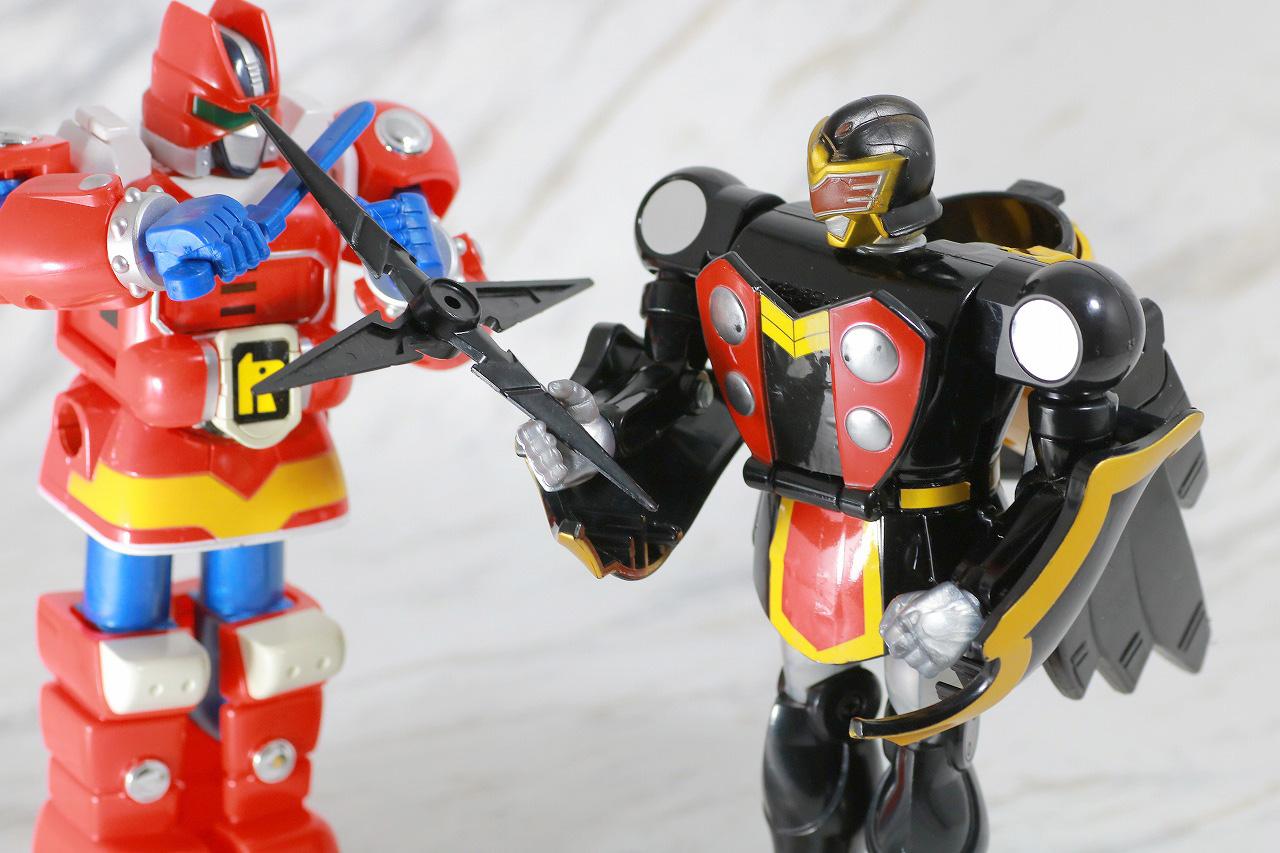 ジシャックチェンジシリーズ ダークロー レビュー アクション スペシャルモード ロボタック