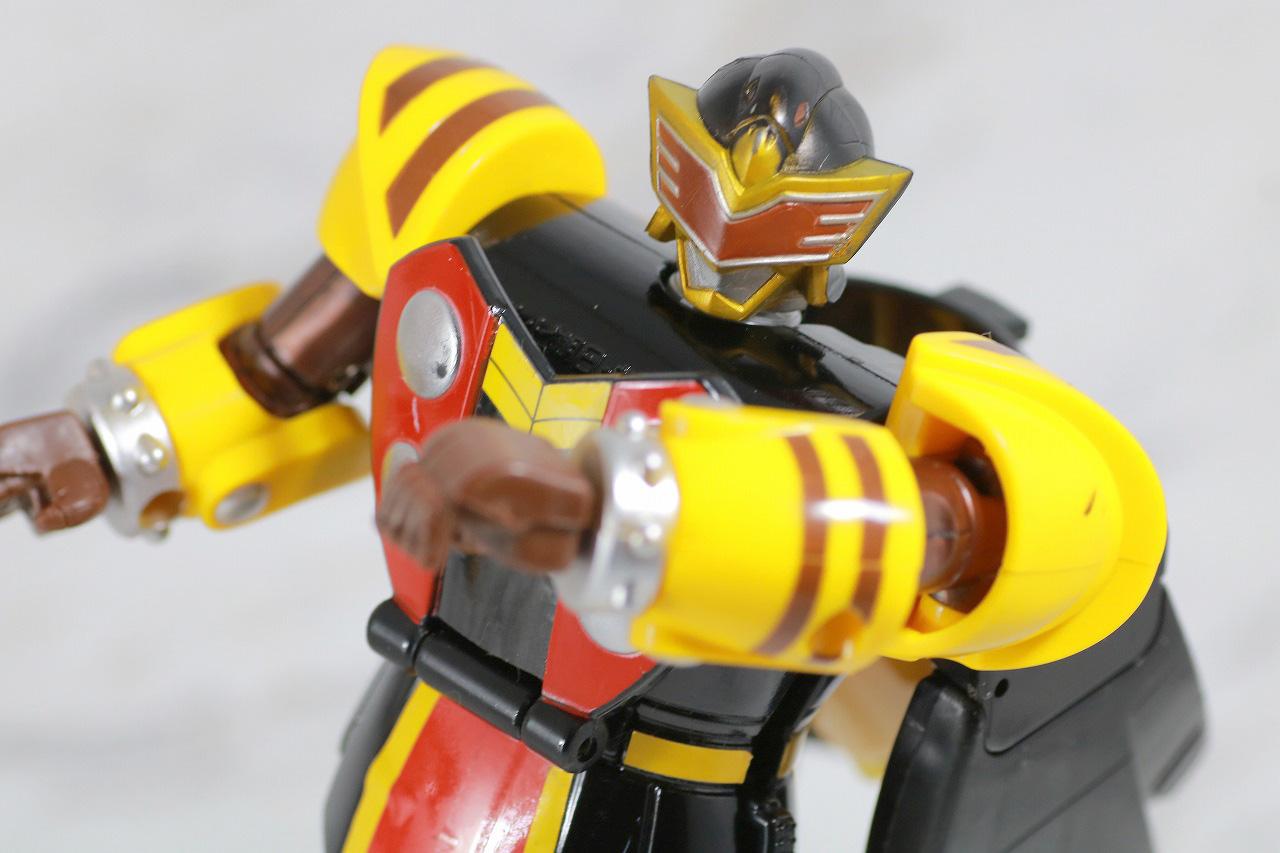 ジシャックチェンジシリーズ ダークロー レビュー アクション スペシャルモード トラボルト