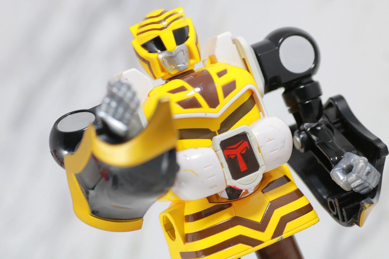 ジシャックチェンジシリーズ トラボルト レビュー アクション スペシャルモード ダークロー
