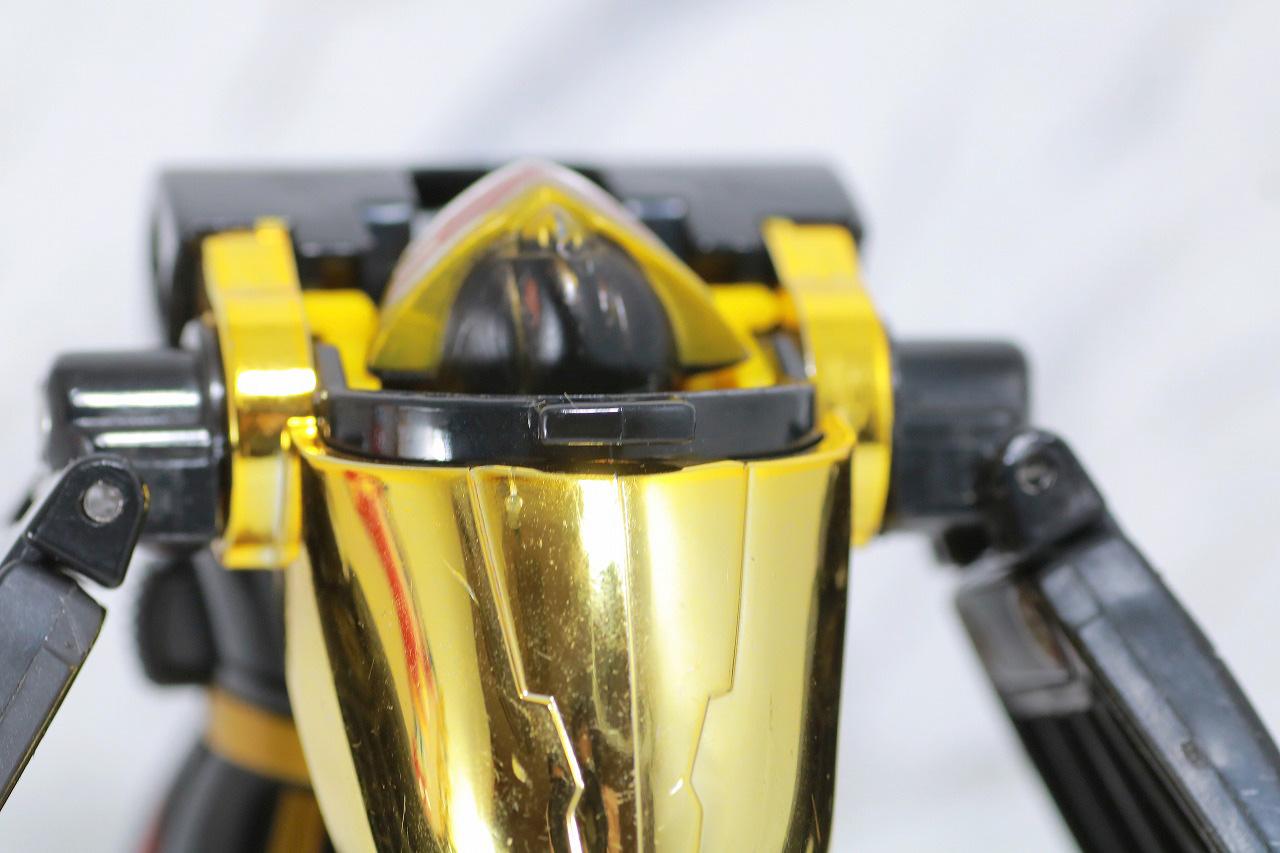 ジシャックチェンジシリーズ ダークロー レビュー ノーマルモード スペシャルモード 変形