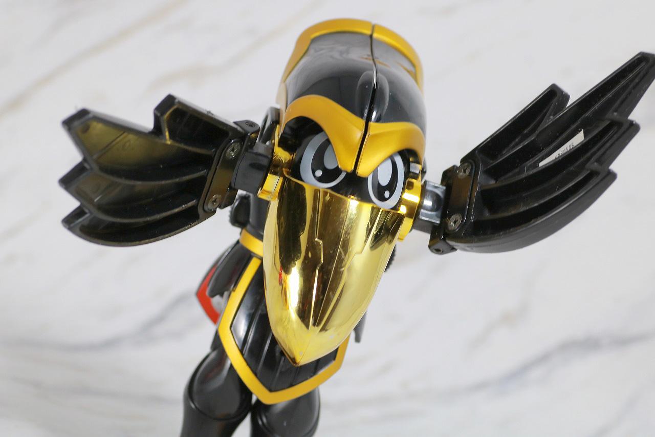 ジシャックチェンジシリーズ ダークロー レビュー アクション ノーマルモード