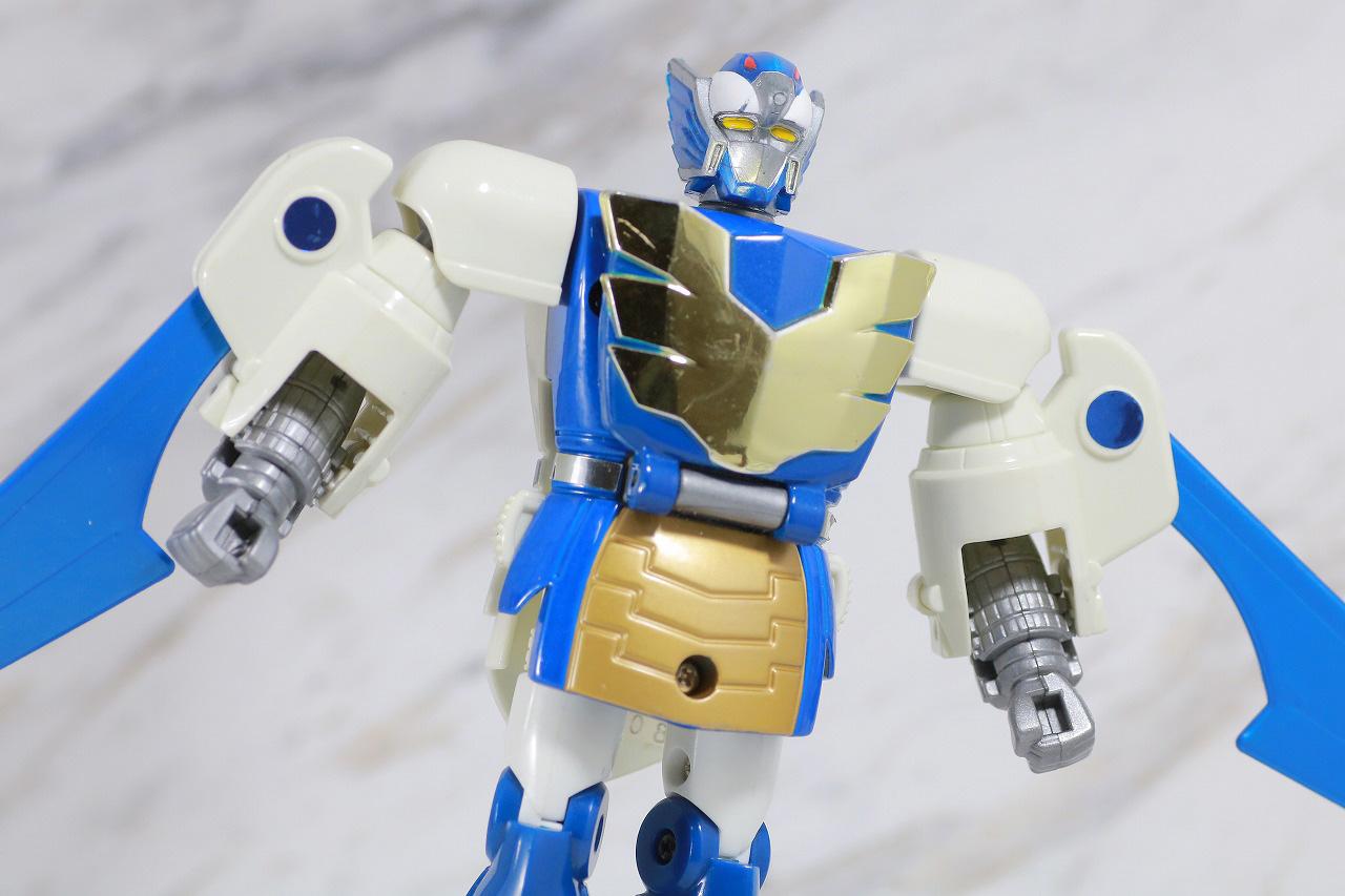 ジシャックチェンジシリーズ タッカード レビュー アクション スペシャルモード