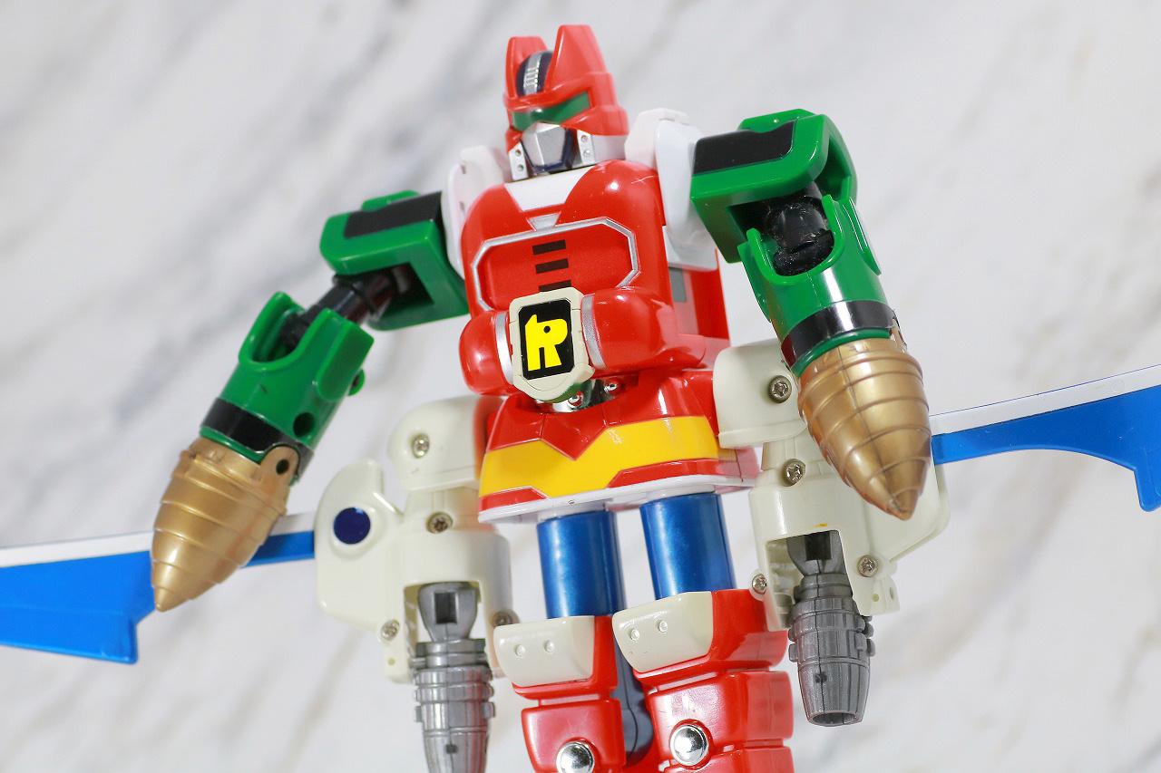 ジシャックチェンジシリーズ タッカード レビュー アクション スペシャルモード ロボタック ドリルウィングスペシャル
