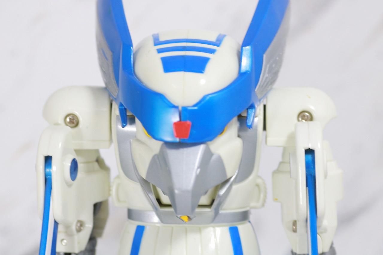 ジシャックチェンジシリーズ タッカード レビュー 全身 ノーマルモード