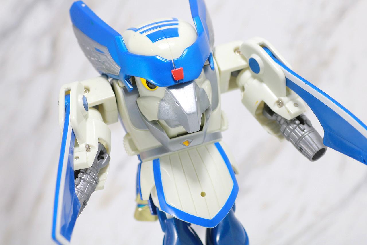ジシャックチェンジシリーズ タッカード レビュー アクション ノーマルモード