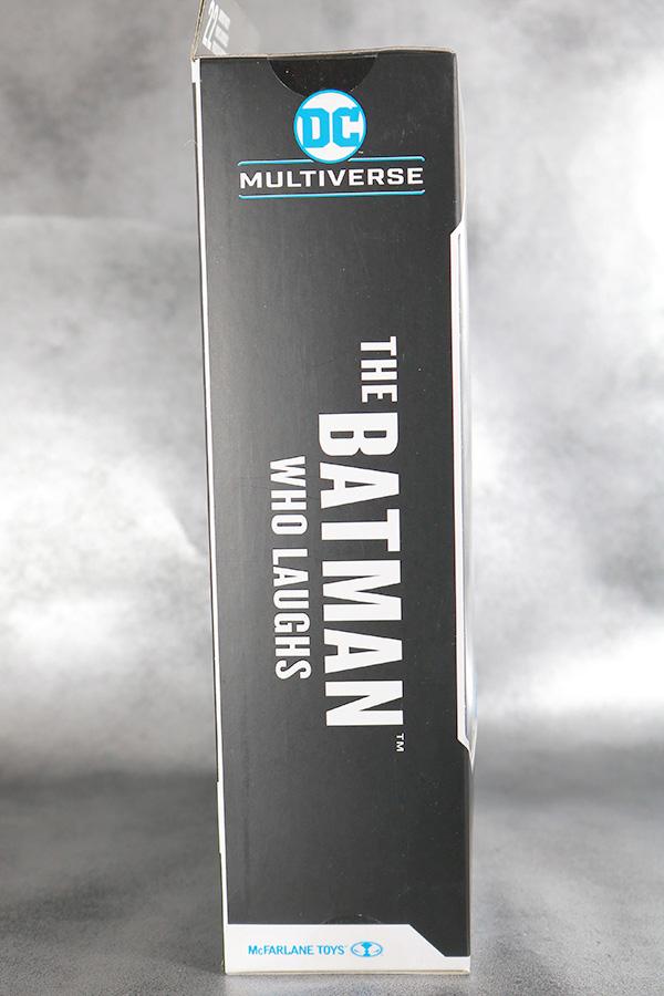 DCマルチバース バットマン フー・ラフス レビュー パッケージ