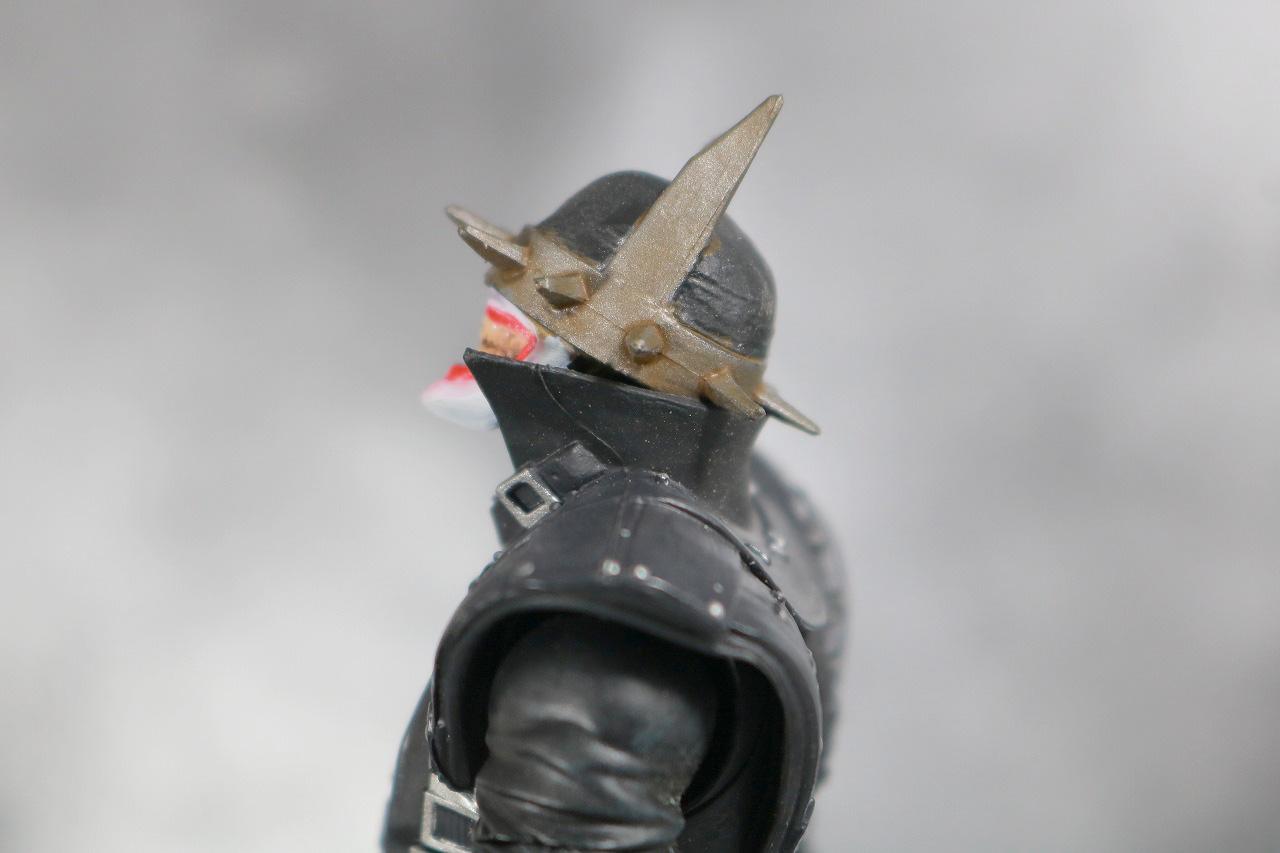 DCマルチバース バットマン フー・ラフス レビュー 可動範囲
