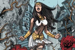【噂】『ブラックアダム』にエジプトの女神の力をもつアイシスが登場か?