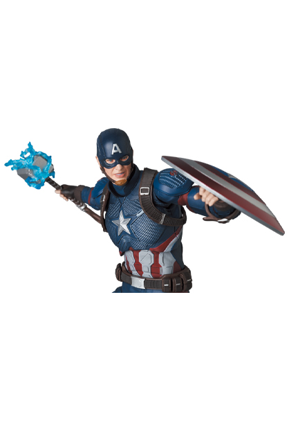MAFEX キャプテンアメリカ(アベンジャーズ/エンドゲーム)