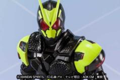 【予約開始】S.H.フィギュアーツ新作!「仮面ライダー001」が2020年10月限定販売!