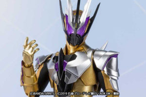 【予約開始】S.H.フィギュアーツ新作!仮面ライダーサウザーが2020年10月限定発売!