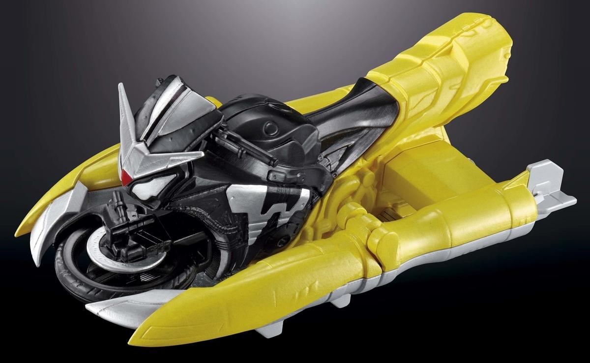双動 CHRONICLE 仮面ライダーW ハードボイルダー スプラッシャーユニット